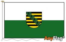 SAXONY ANYFLAG RANGE - VARIOUS SIZES